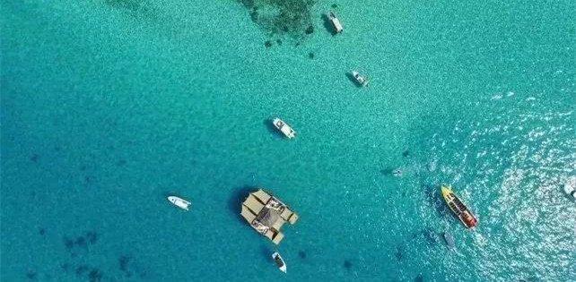 斐济 时间不忍留下痕迹的地方