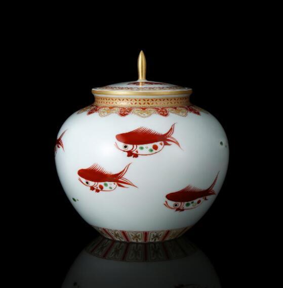 """崔迪陶瓷艺术作品展""""承变离""""在关山月美术馆展出"""