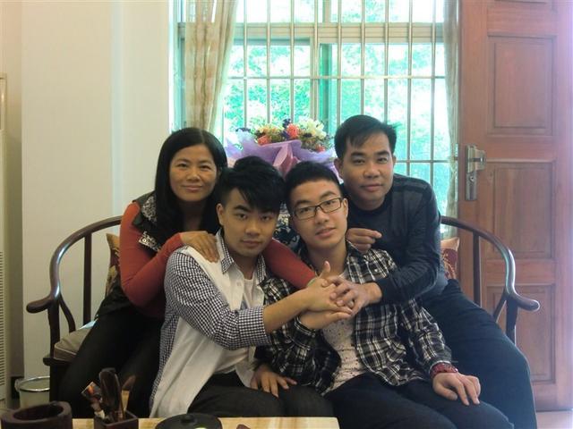 杨国强家庭