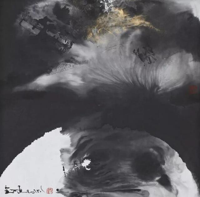 艺术家刘子建
