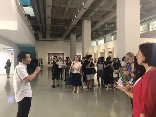 二十一空间美术馆迎来五周年开幕式 同时呈现三场精彩展览