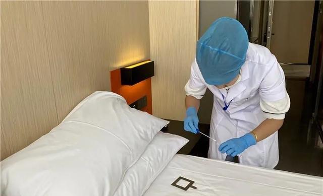 这一连锁酒店被查出被套、毛巾菌落总数超标!