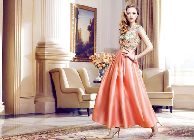 珂莱蒂尔荣获2014年度中国市场高端女装十大品牌
