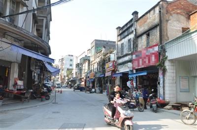 吴川这些街道春节前改造完成 梅菉古骑楼焕发生机
