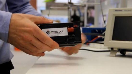 """30秒超级充电器:以色列的""""黑科技"""""""