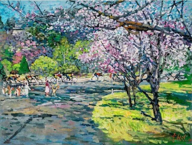 广州艺博会推介:当代朝鲜油画精品巡展