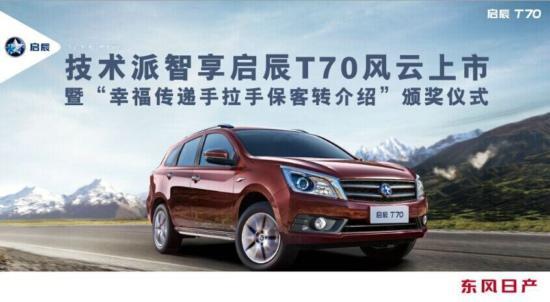 车型,售价为8.98万-12.78万元.   同时,中山市东风日产启辰东高清图片