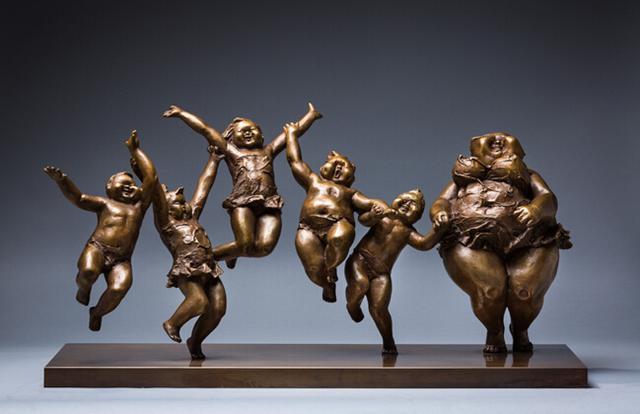 中外雕塑作品    5 - h_x_y_123456 - 何晓昱的文化艺术博客