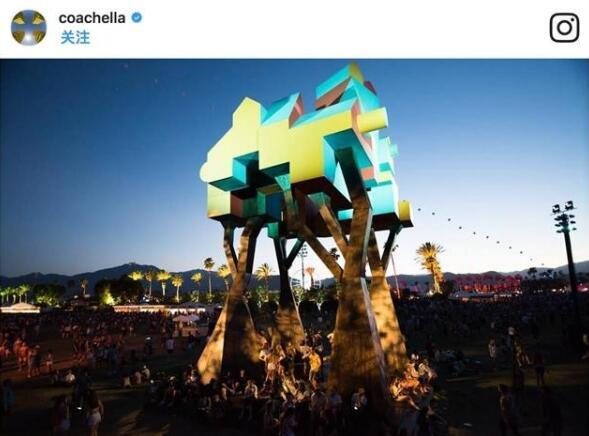 科切拉音乐艺术节2017:最佳建筑艺术装置