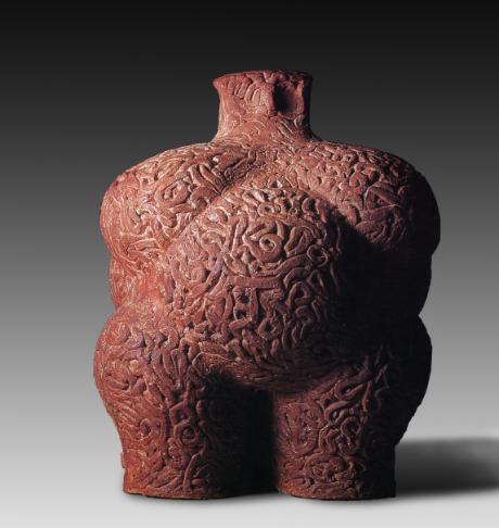 文/黎明(著名雕塑家,广州美术学院院长) 陶艺作品
