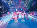 亚洲最大型的室内冰雕展览
