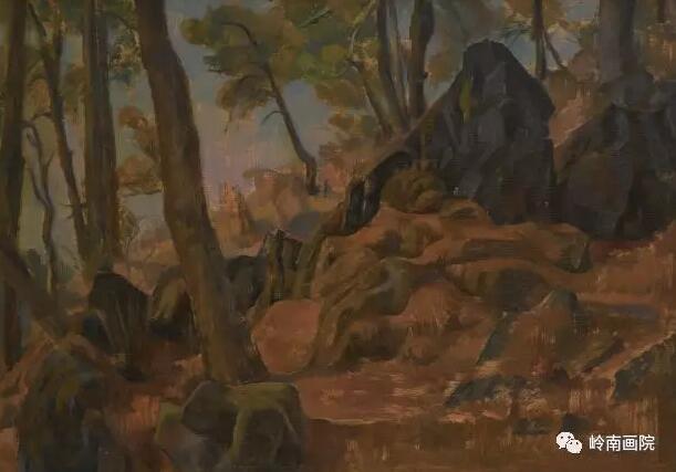 澄怀观道——中国油画院2017特邀青年艺术家作品展即将开幕