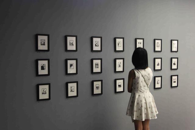 """波兰艺术家PIOtr Kaliński个展""""源头""""开幕"""
