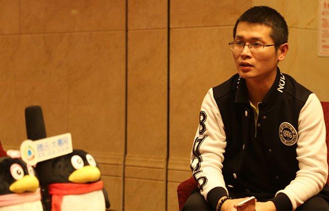深圳马可波罗男篮 副总经理 鲁君先生回答腾讯大粤网提出的问题。