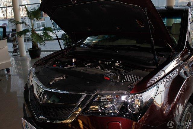 国家工信部汽车油耗测试成绩,讴歌mdx 3.7l车型的实际油耗为:高清图片
