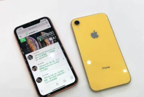 iPhone XR 2渲染图曝光 终于砍掉刘海屏设计