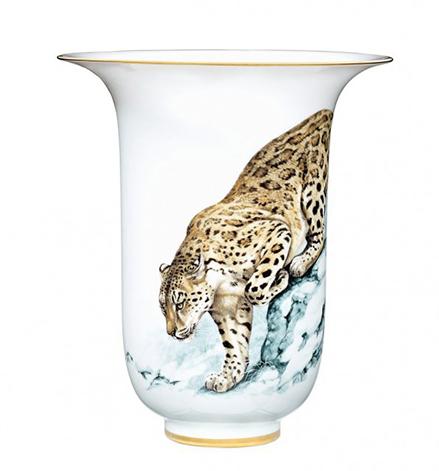爱马仕动物系列陶瓷作品