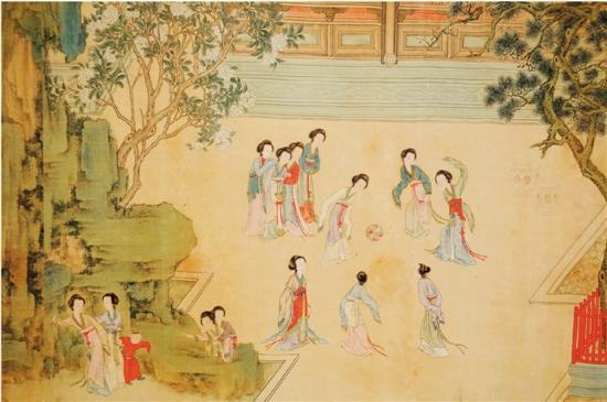 中国古代女性群像:娉袅温婉 活色生香