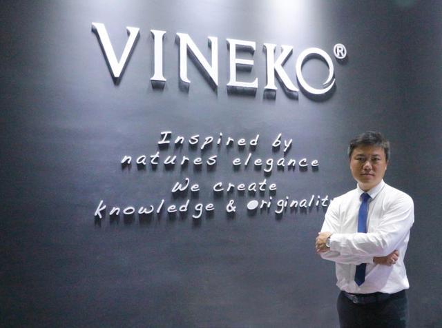 耀保梁志辉:中国人也可以做出世界领先的产品