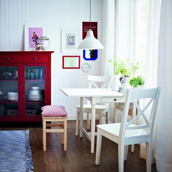 小户型餐桌设计图片