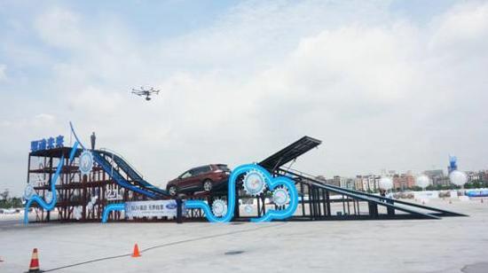 SUV汽车,无界锐享福特悦界试驾_基因_腾讯比克草视频图片