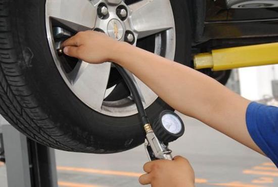 轮胎养护 请不要冷落汽车第五只脚