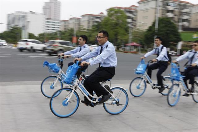 河源市税务部分开展骑行活动,绿色鼓动助创文