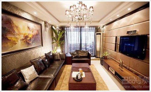 花14万翻新 让屌丝老公房变欧式奢华豪宅图片