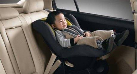 车说第22期:六一特刊 图说儿童安全座椅