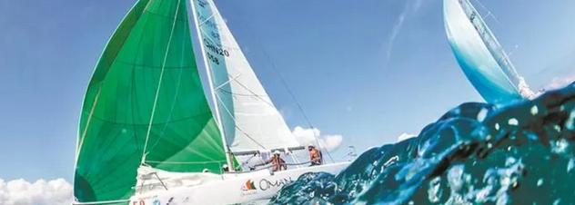 第十二届中国杯帆船赛11月8日开赛