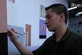 自然造型者――油画家江山