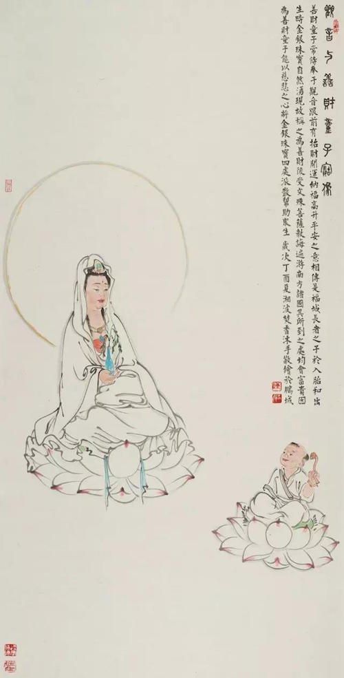 """""""凉月清秋——陈湘波作品展""""在山东美术馆开展"""