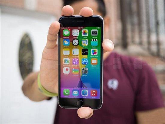 奸商最爱苹果翻新手机
