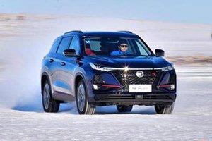 -25℃ 从清晨到日暮 长安汽车 CS 全系冰雪体验