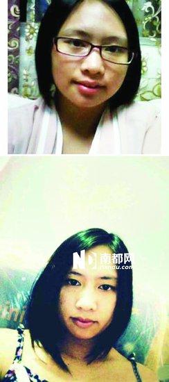 华工失踪女大学生找到 不清楚如何到云南