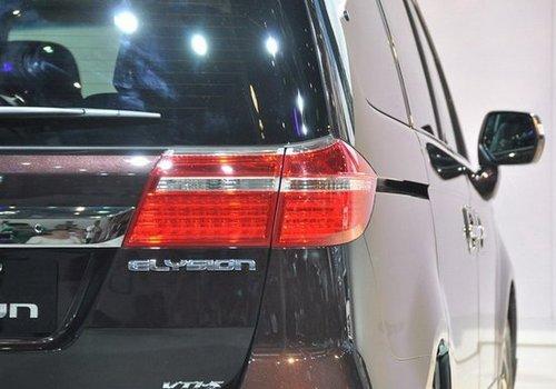 东风本田艾力绅购车手册 推荐舒适版车型 高清图片