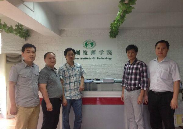 萬通手機維修培訓與深圳技師學院達成戰略合作關系