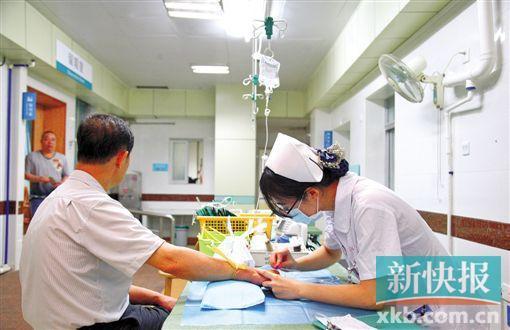 广东拟全面取消普通门诊患者静脉输注抗菌药物