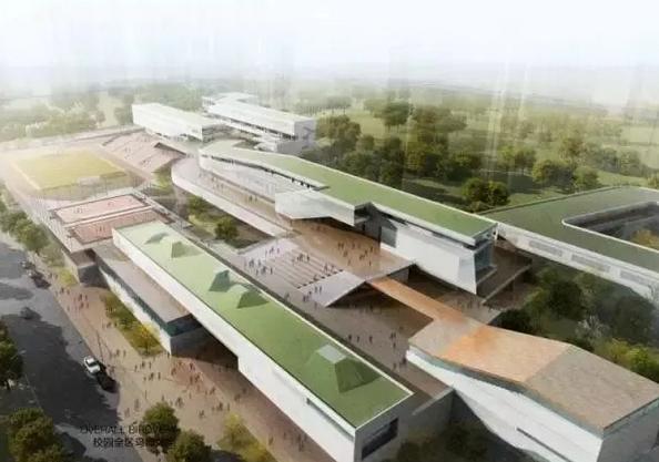 """深圳将诞生第一所""""三星级绿色建筑""""学校"""
