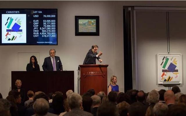 逾4.1亿美元!纽约印象派及现代艺术晚间拍卖再续辉煌