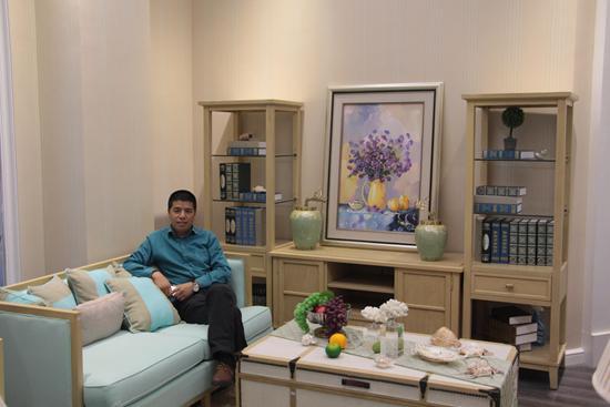 将整体家装进行到底——专访金紫荆装饰董事长金锋
