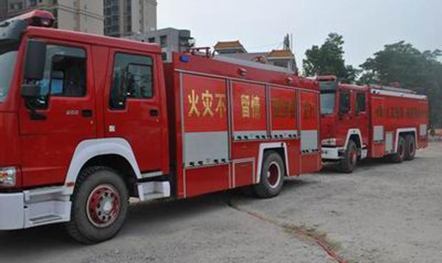消防主题、平安文化