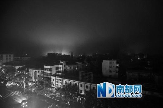"""【转载】""""威马逊""""成史上最强台风 登陆湛江风力达17级 - denny - denny999的博客"""