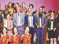 广州奖颁奖仪式昨日举行