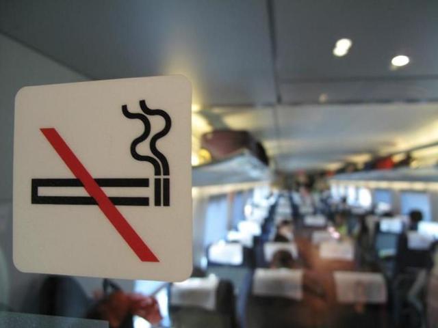 5月1日起 在动车上吸烟者将被禁乘180天