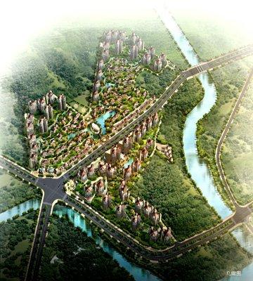 新福港峻廷湾别墅农村豪华别墅设计图纸图片13