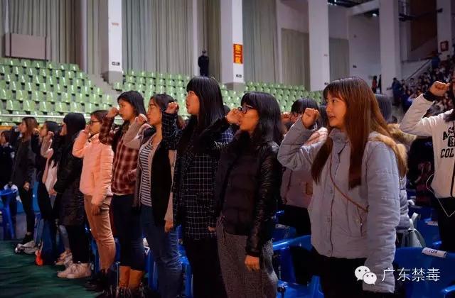 韶关举行禁毒百场巡讲进校园活动启动仪式