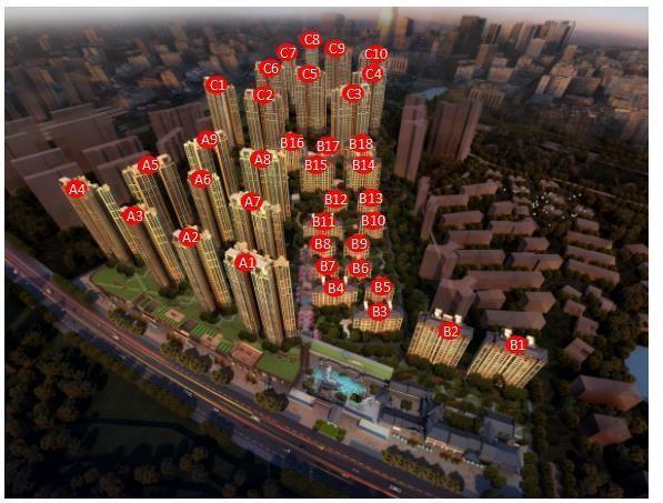 深惠颐景园营销中心将于5月4日开放