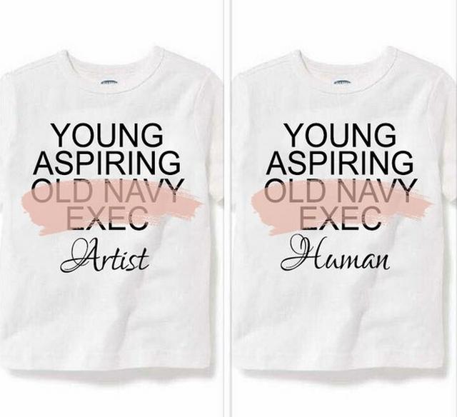 美国休闲服品牌争议T恤衫惹祸上身