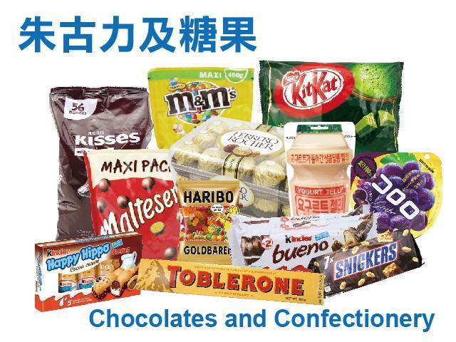 盘点能在香港买到的好吃抵食的零食